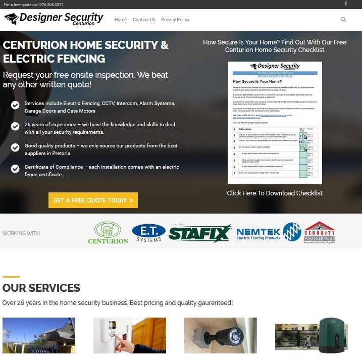 designer security