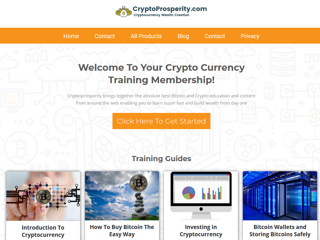 cryptoprosperity